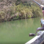 雄蛇ヶ池でブラックバス釣り!!